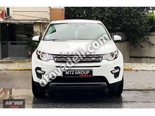 Land Rover - Discovery Sport -